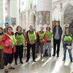 Dans la basilique de Saint-Nicolas de Port