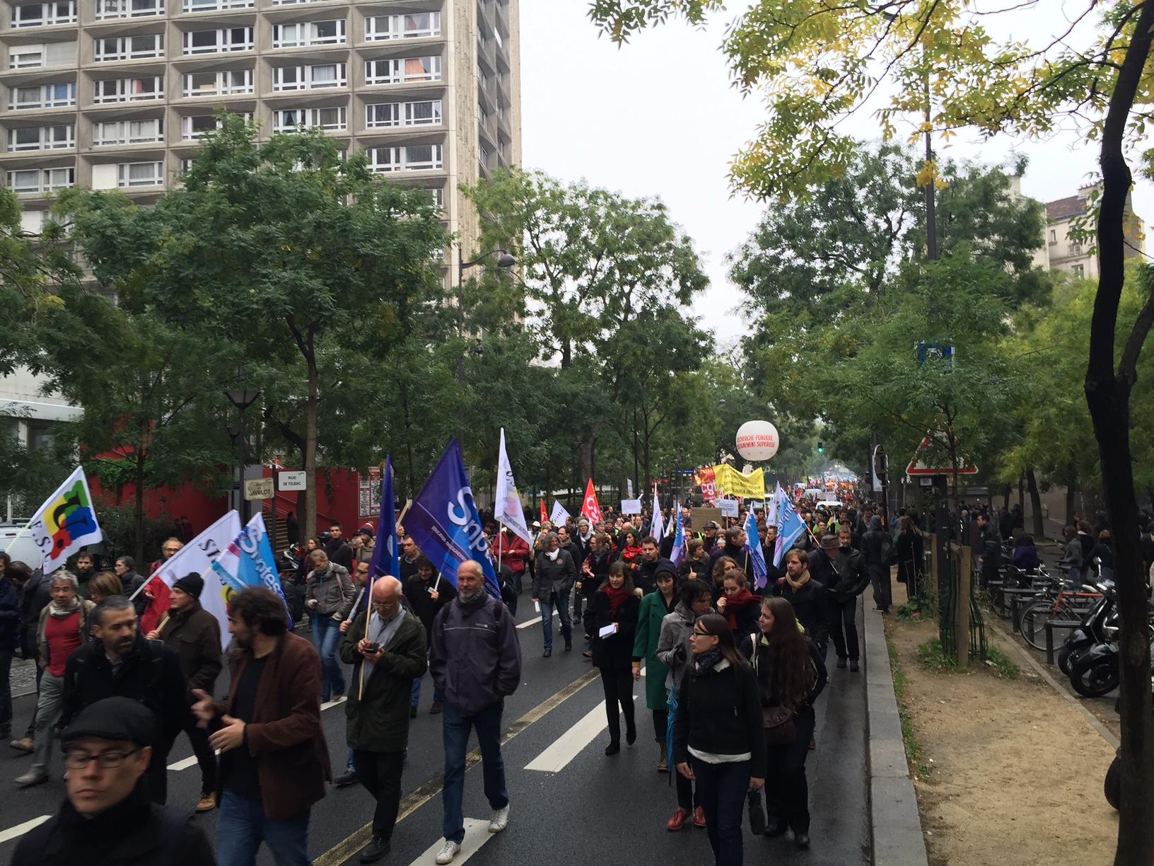Paris 16 octobre 2015 1