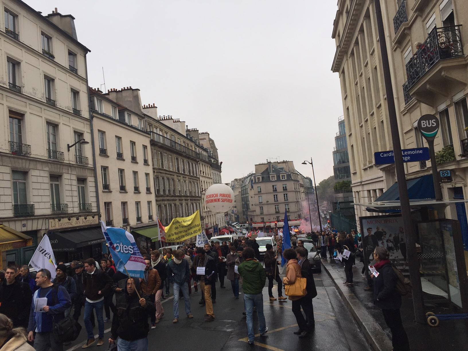 Paris 16 octobre 2015 2