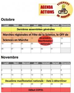 Sciences en Marche 2015
