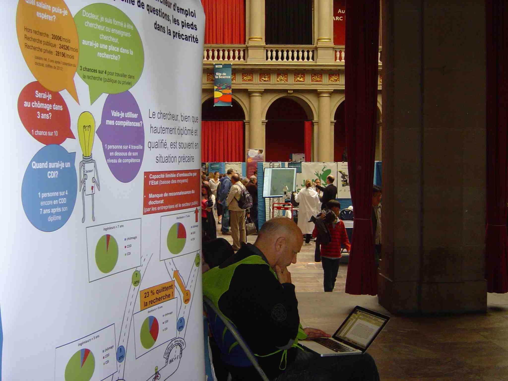 Sciences en marche strasbourg les sciences sont notre avenir page 2 - La table de louise strasbourg ...