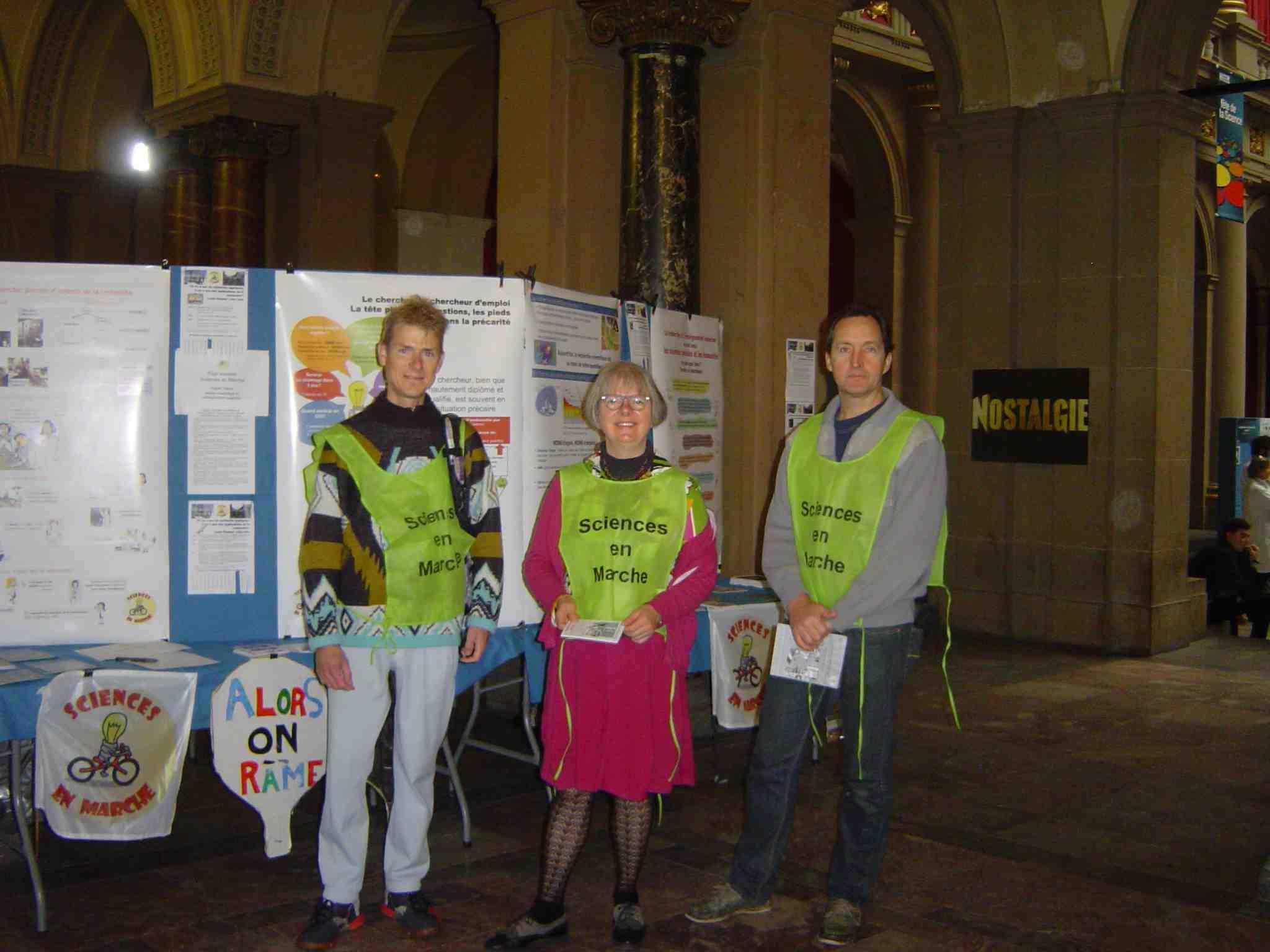 Du 8 au 11 octobre f te de la science le off de sem strasbourg sciences en marche strasbourg - La table de louise strasbourg ...