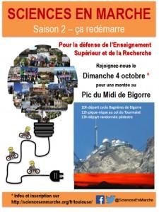 4 octobre Pic du Midi